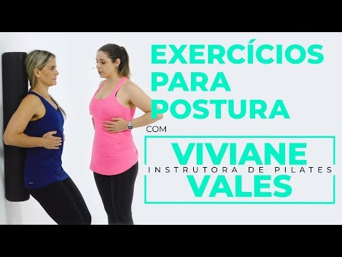 Namu Pilates - Aula de Pilates para iniciantes: exercícios para postura | T01 E02