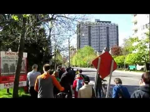 Jarvis Street Jane Walk  6 May 2012 with councillor Christine Wong Tam.wmv