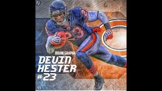 Devin Hester - The Game Changer {The Windy City Flyer} (pt. 1)