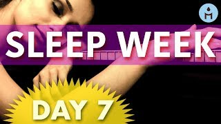 Sleep Week DAY 7: Sunday | Sleep Music Sleeping Songs, Anxiety Relief, Stress Relief
