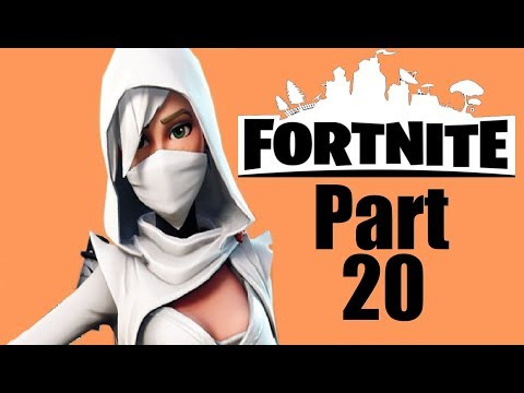 """Fortnite Walkthrough Gameplay Part 20 """"Fight Category 2 Storm!!!"""""""