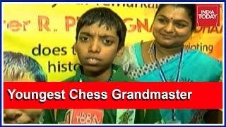 12-yo Chennai Boy Creates History: World's 2nd Youngest Chess Grandmaster | Good News Today