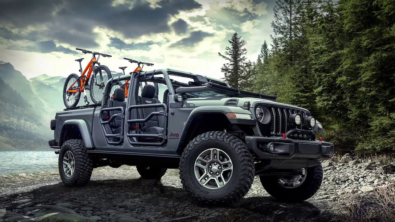 2020 Jeep Gladiator Modified