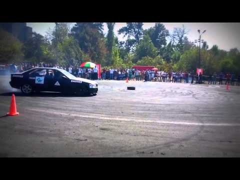 Luxury Vehicle Drift Show In Yerevan
