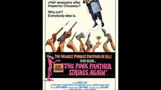 20. The Inspector Clouseau Theme - Henry Mancini (The Pink Panther Strikes Again)