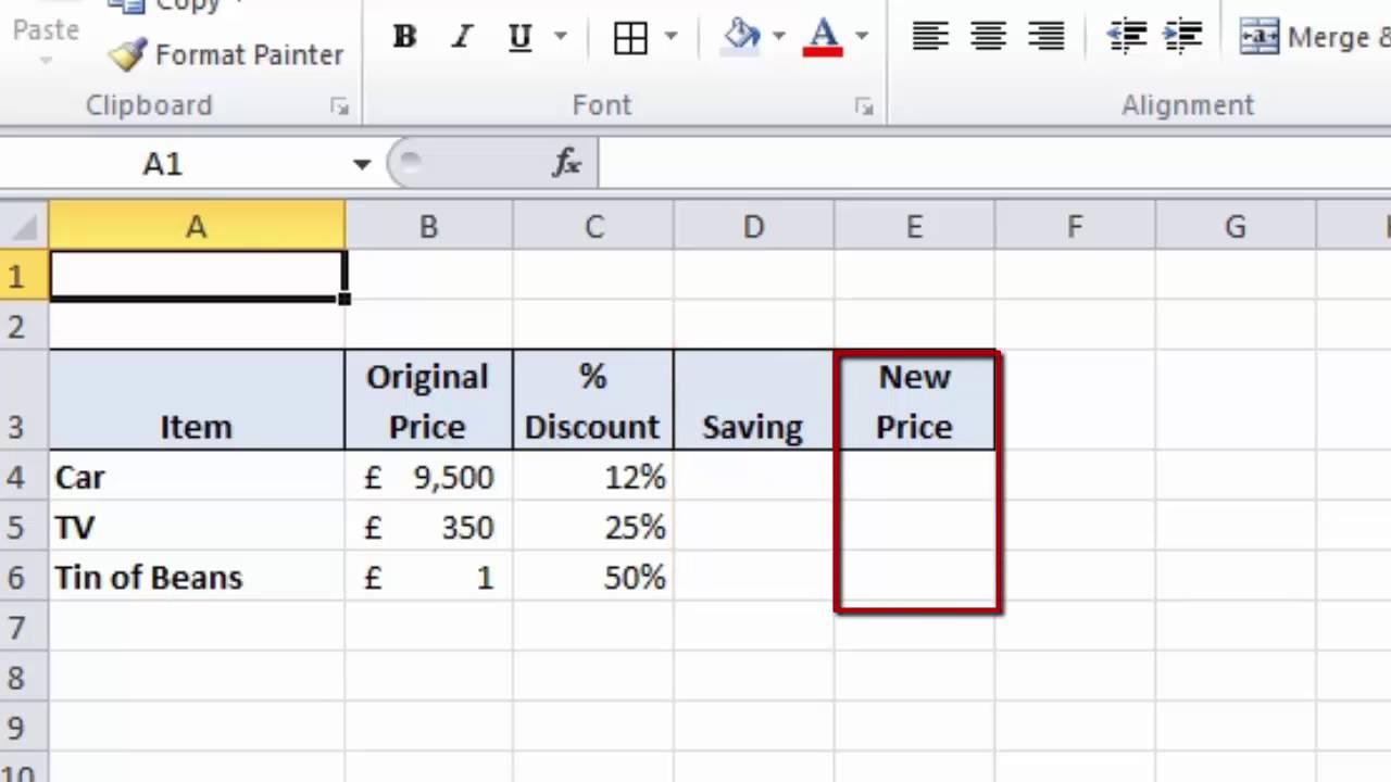 microsoft excel tutorial for beginners pdf