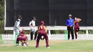 Highlights from Round 1 at the 2017-18 Under 17 National Championsh...