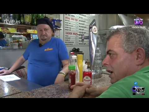 """MICAAL-TV """"Comando actualidad -Turistas molestos en Magaluf- TVE"""""""