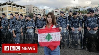 What's behind the wave of Middle East protests? - BBC News