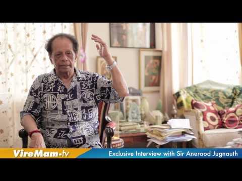 Sir Anerood Jugnauth :  Ramgoolam et Bérenger savent qu'ils perdront les élections !