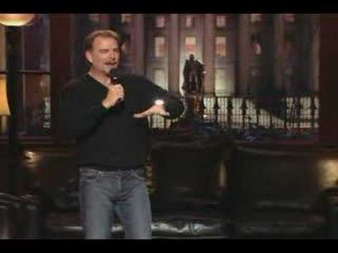 Dan Holzman - Bill Engvall is the Tuesday Night Comedian!