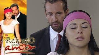 Un refugio para el amor - Capítulo 70: ¿Luciana le da otra oportunidad a Rodrigo?