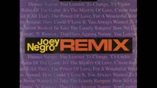 Joy Salinas - The Mystery Of Love (Joey Negro Remix)
