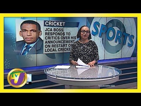 Jamaica Cricket Association Defends Decision to Delay Return of Cricket   TVJ Sports
