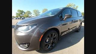 2020 Chrysler Pacifica St. Charles IL CH2938