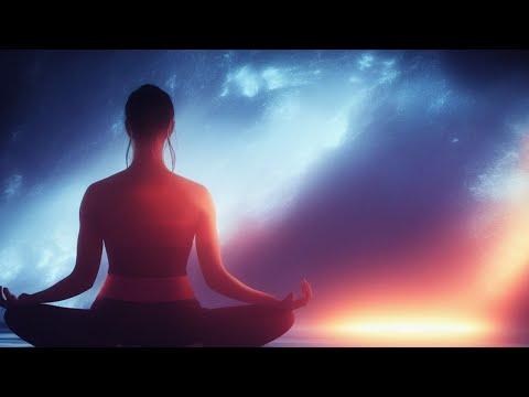 "Pranayama Deep Breathing Music ""GUIDED TEXT MEDITATION"" with Pure Tone Binaural Beats"