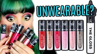 Shane x Jeffree Conspiracy Velour Liquid Lipstick Bundle | Lip swatches and Review