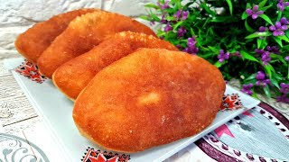 Пышные Пирожки на Кефире с мясом. Вкуснее просто не бывает