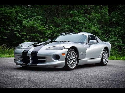 1999 Dodge Viper Acr Exterior Walk Around Youtube