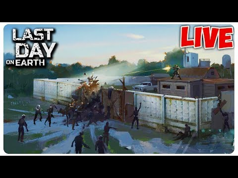 Bunker Alfa + Events | Last Day on Earth LIVE