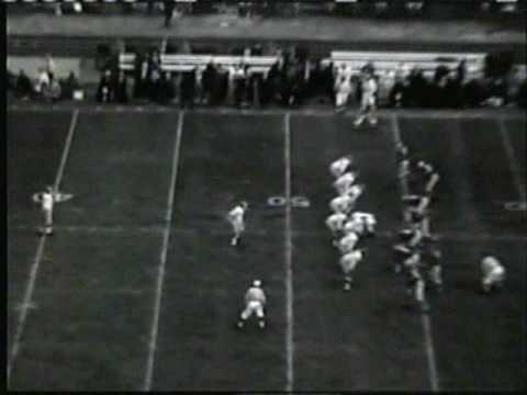 1964: Michigan 10 Ohio State 0