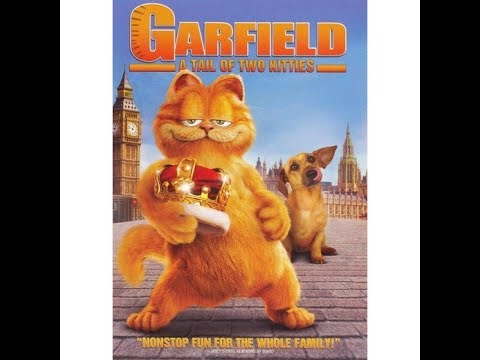 Opening To Garfield 2 A Tail Of Two Kitties 2006 Dvd Youtube