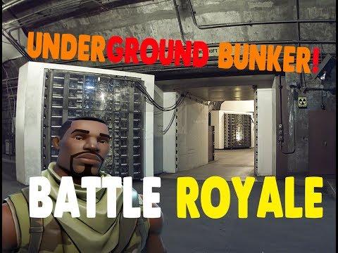 BUNKER DEFENCE! - Fortnite BATTLE ROYALE