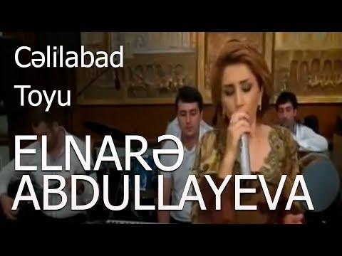 Elnarə  Abdullayeva  Pünhan İsmayıllı  Super İfa Cəlilabad Toyu