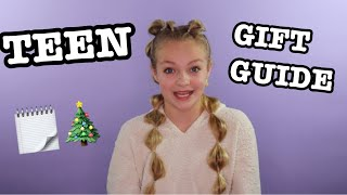HOLIDAY WISHLIST AND TEEN GIFT GUIDE!!!!! // VLOGMAS DAY 1 // Pressley Hosbach