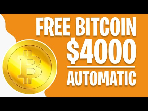 Get Free BITCOIN Automatically ($40000+) | Earn 1 BTC In 1 Day