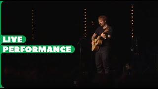 Ed Sheeran - Lego House (Live at Paddington Town Hall for iHeart Radio)