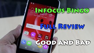 Infocus Bingo 21 India Full Review with Pros, Cons