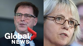 Coronavirus outbreak: B.C. won't ease up lockdown measures until mid-May at the earliest | FULL