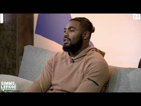 Landon Collins On Experiencing OBJ's Insane Fame | Simms & Lefkoe The Show Extended Interview
