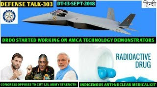 Indian Defence News:AMCA technology demonstrator,Kalyani Group Light strike vehicle,Congress on BJP
