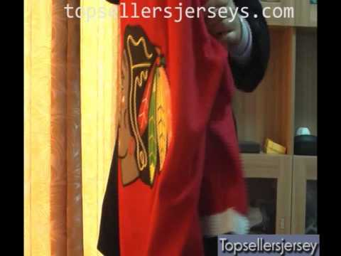 Chicago Blackhawks 4 Bobby Orr Red Jerseys