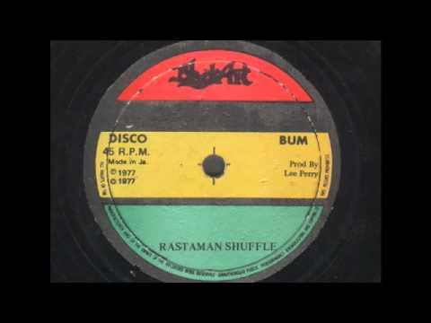 (1977) The Upsetters: Rastaman Shuffle