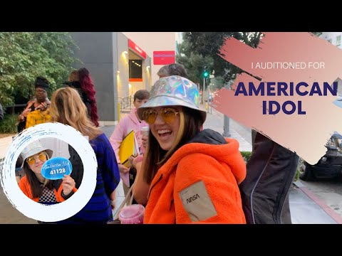 I AUDITIONED FOR AMERICAN IDOL