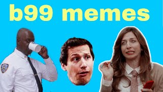 Brooklyn Nine Nine Pandemic Memes