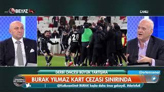 (..) Derin Futbol 22 Nisan 2019 Kısım 3/6 - Beyaz TV