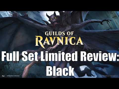 Guilds of Ravnica Full Set Limited Review:...
