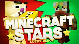 Minecraft Stars - Lucky Block - Odcinek 3