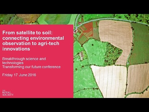 From Satellite to Soil - Panel Discussion