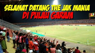 Download Video K-CONK SAMBUT THE JAK DI MADURA || MADURA UNITED VS PERSIJA 2018 MP3 3GP MP4