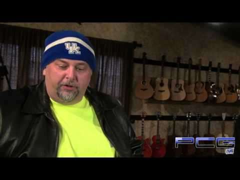 Tim Bentley Interview w/ PCGTV!Know A Great Singer?  See www.pcgnashville.com