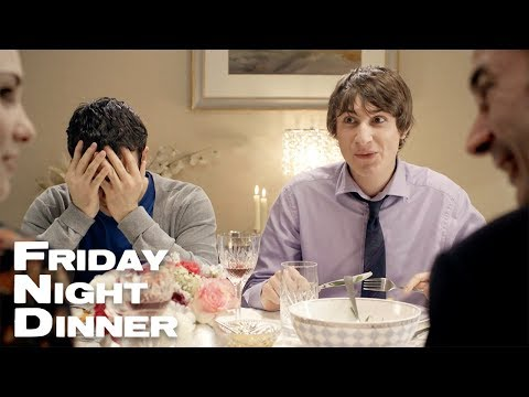 Perfidious Albion   Friday Night Dinner