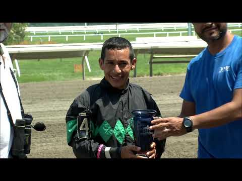 video thumbnail for MONMOUTH PARK 8-3-19 RACE 2