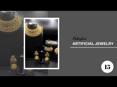 Pakistani Artificial Jewelry Online   Episode 15   Master Replica Pakistan