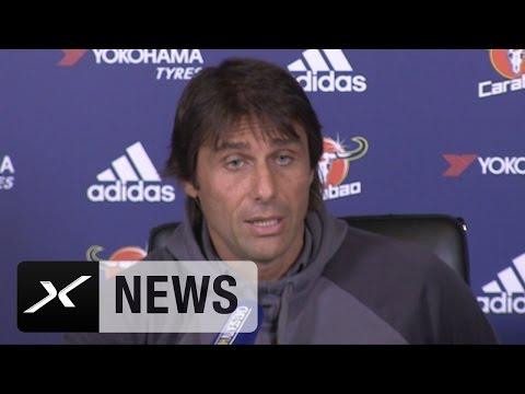 "Antonio Conte: ""Mourinho verdient guten Empfang"" | FC Chelsea - Manchester United"