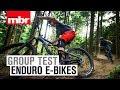 What's the Best Enduro E-Bike? | Mountain Bike Rider